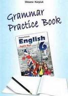 Зошит з граматики Англійська мова 6 клас Карпюк