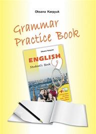 Робочий зошит з граматики Англійська мова 9 клас Карпюк 2017